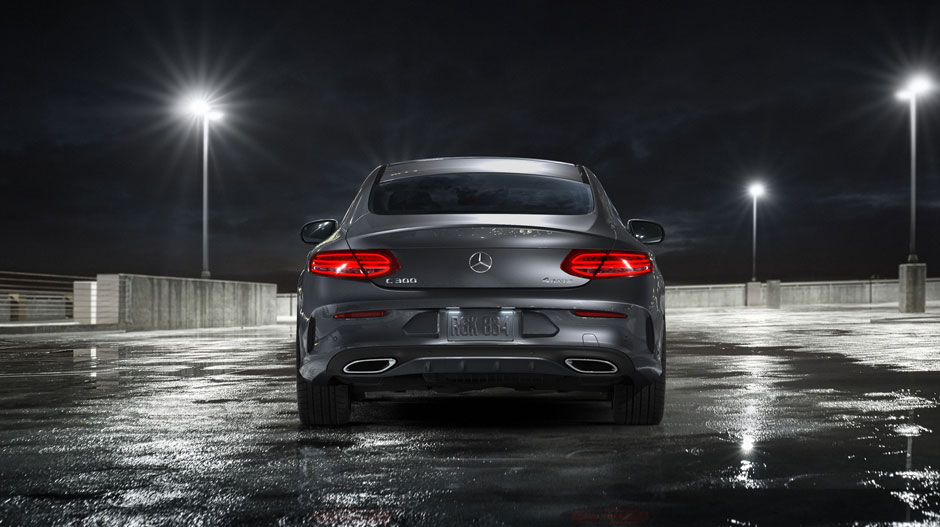 2017 Mercedes Benz C-Class Coupe