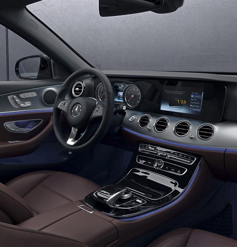 2017 Mercedes Benz E-Class