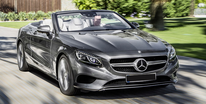 The 2017 mercedes benz s class cabriolet keenan motors for Mercedes benz cabriolet 2017
