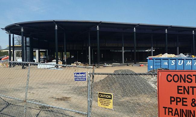 Dealership Construction Update