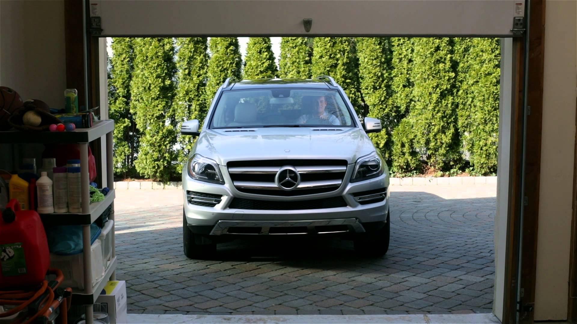 How To Program Your Mercedes Benz Garage Door Opener