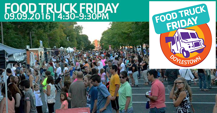 The Big Event: Food Truck Friday 3