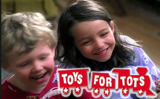 Drop off Toys for Tots at Keenan Motors