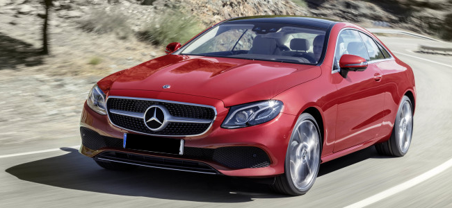 The 2018 Mercedes Benz E Class Coupe Release Date