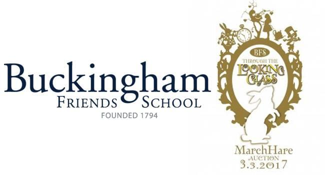 Buckingham Friends School March Hare Auction