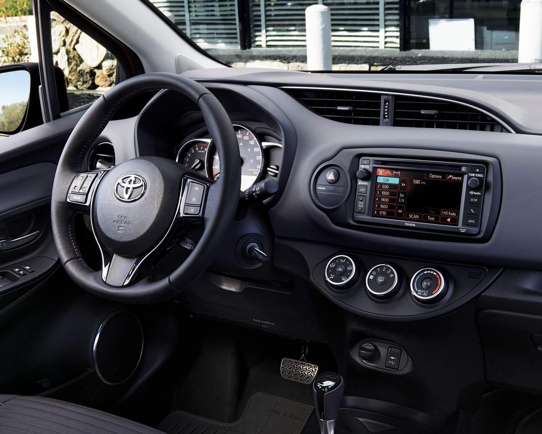 2017 Toyota Yaris Technology