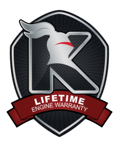 Knight Lifetime Warranty Logo
