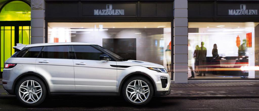 2016 Range Rover Evoque Exterior