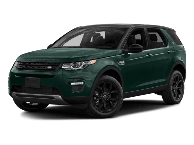 2017 Land Rover Discovery Sport Vs The 2017 Audi Q5