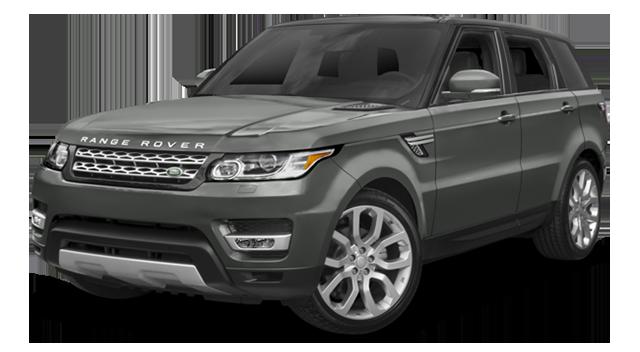 2017 Range Rover Sport Gray