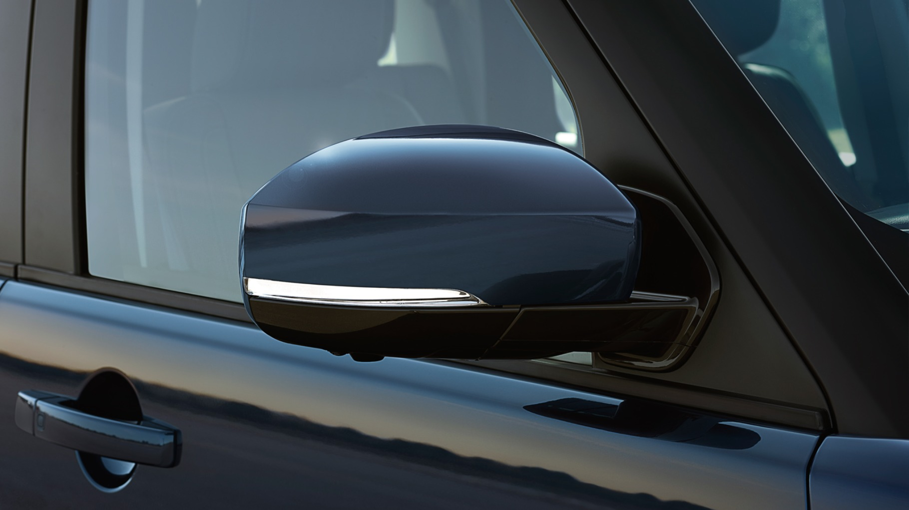 Land Rover LR4 side mirror