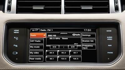 2016 Range Rover Sport Tech