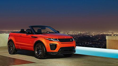 2017 Land Rover Range Rover Evoque Coupe
