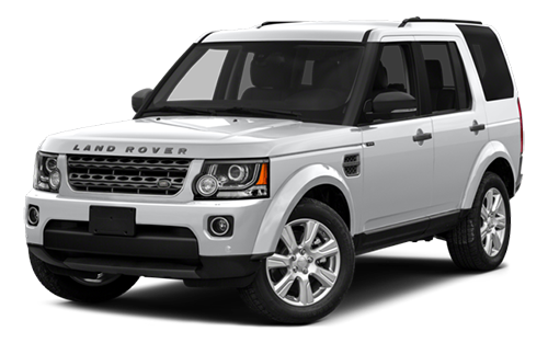 2016 Land Rover LR4 white