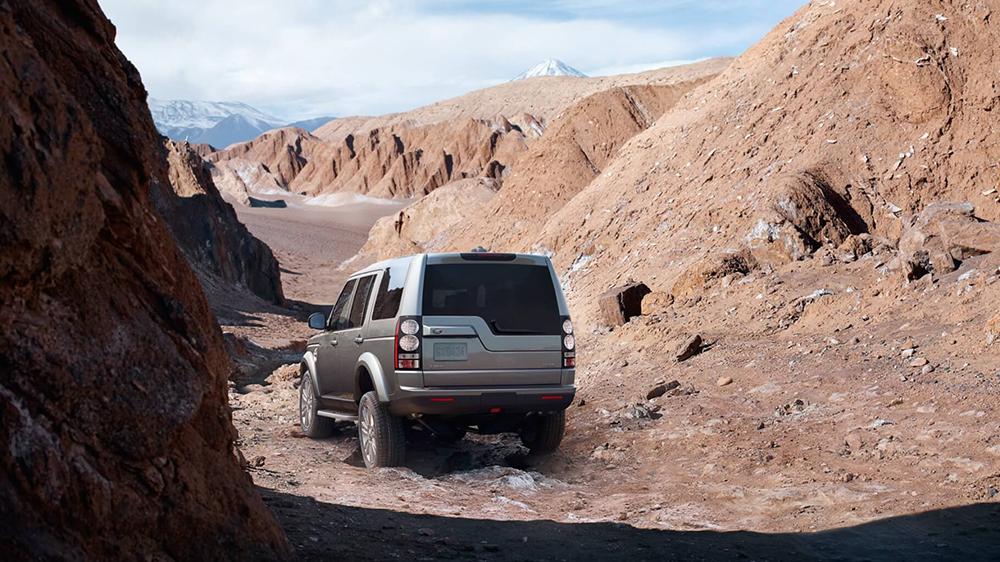 2016 Land Rover LR4 rugged