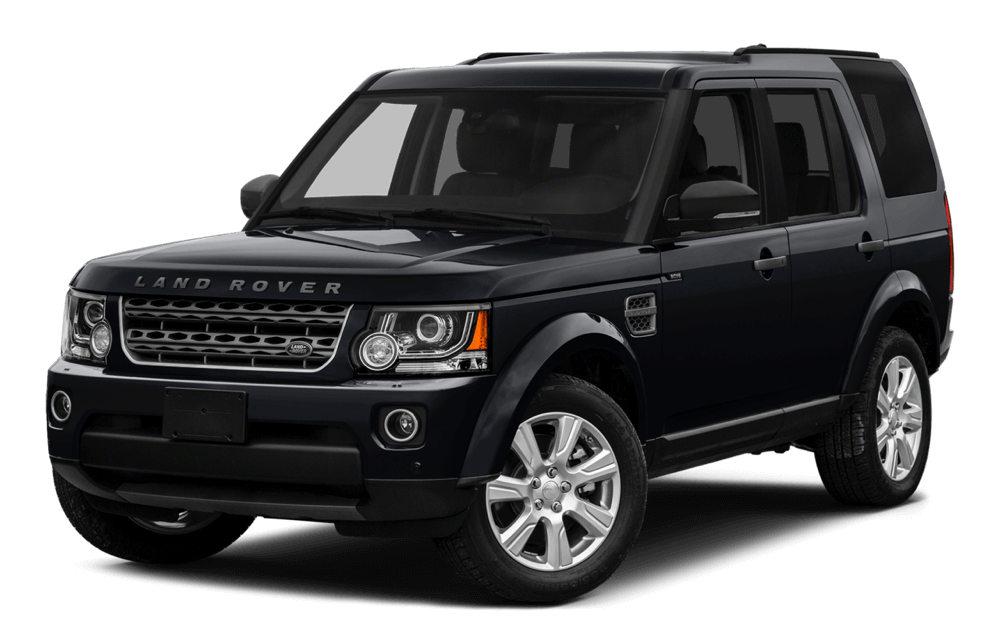 2016-Land-Rover-LR4 black