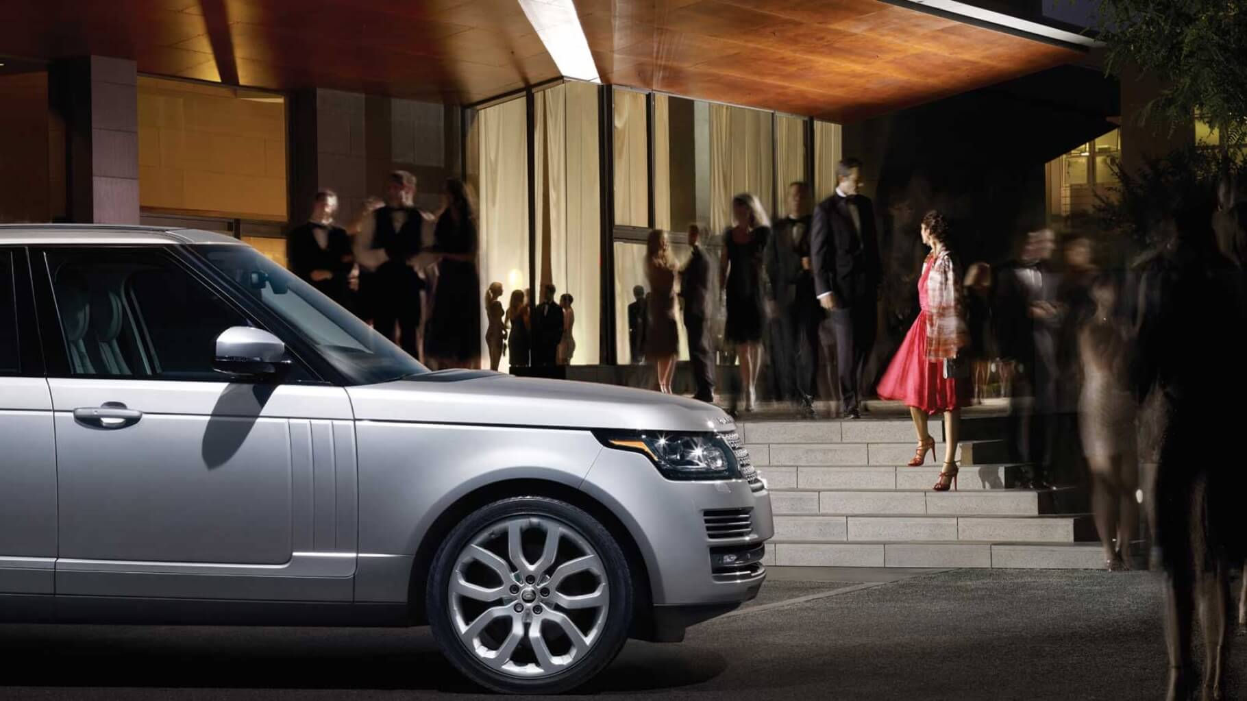 2016 Range Rover party