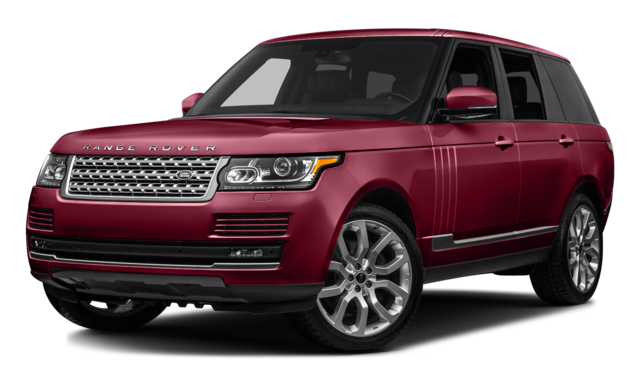 2016 Range Rover super red
