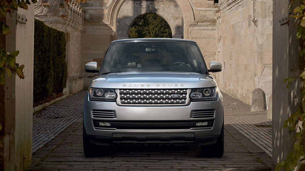 2016 Range Rover grill