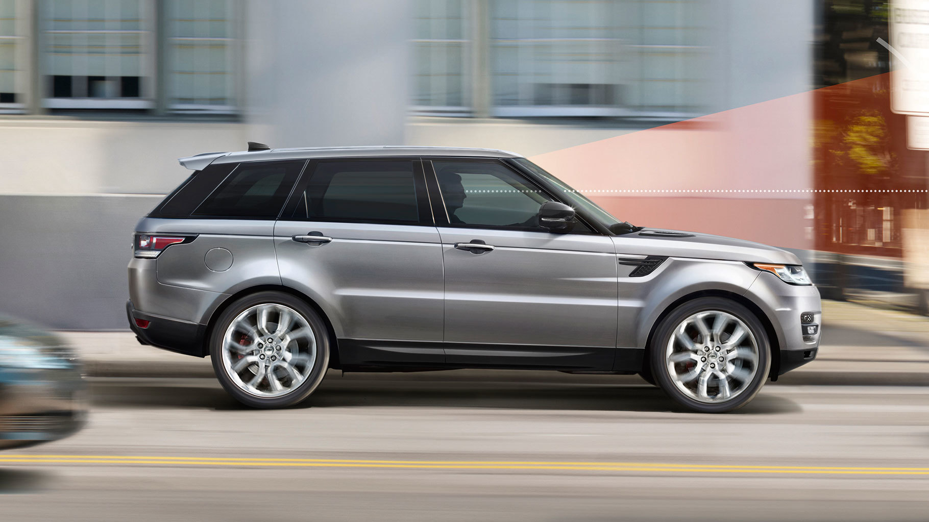 2017 Land Rover Range Rover technology