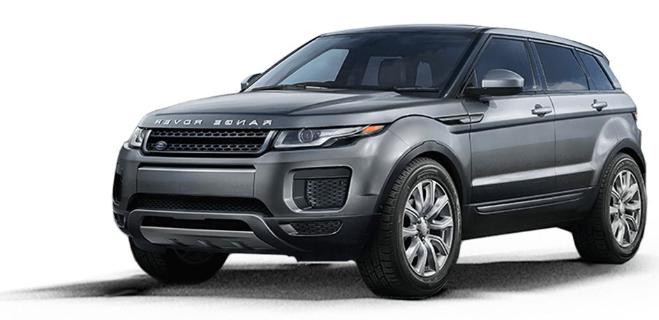 2017 Range Rover Evoque grey