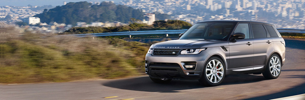 2016 Range Rover Sport Gray