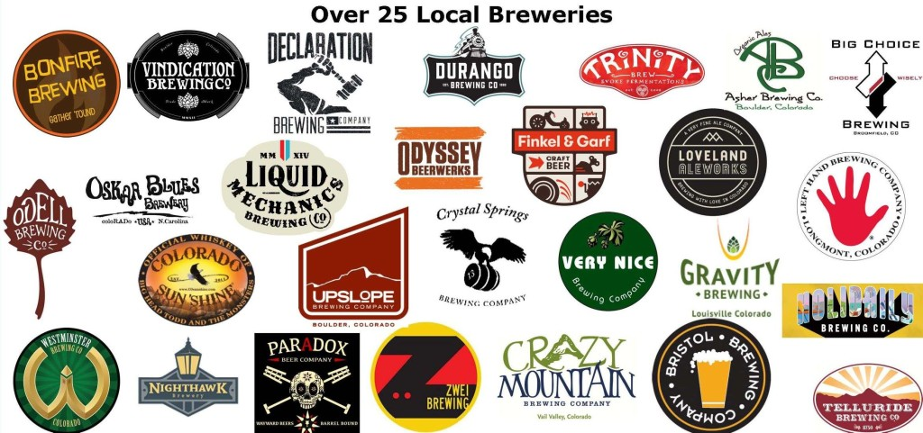 Boulder Valley Beer Fest list