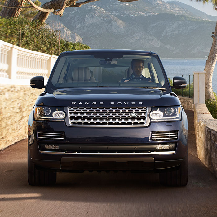 2016 Land Rover Range Rover HSE Exterior Front View