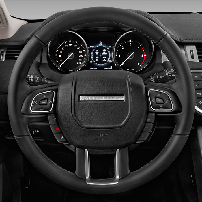 2016 Range Rover Evoque for Sale in Superior, CO. | Steering Wheel