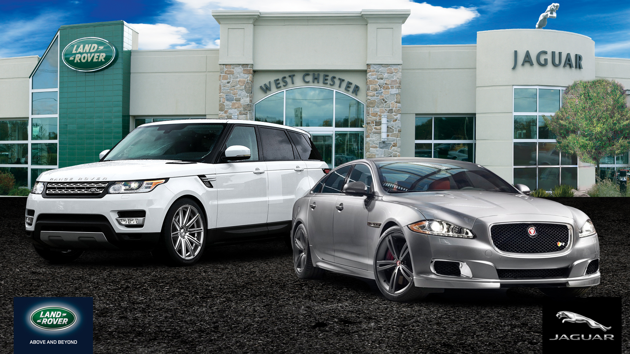 Why Choose Jaguar Land Rover of West Chester