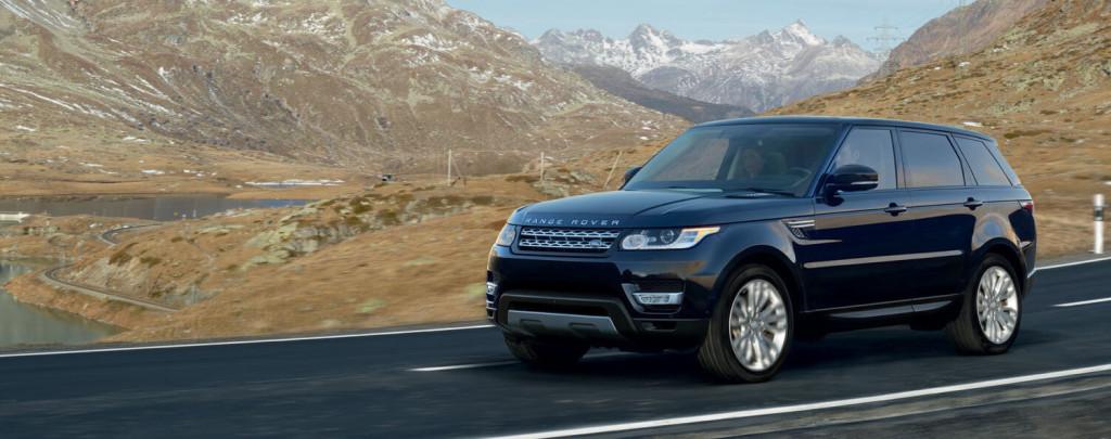 2016 Range Rover Sport design