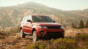 2016 Range Rover Sport exterior