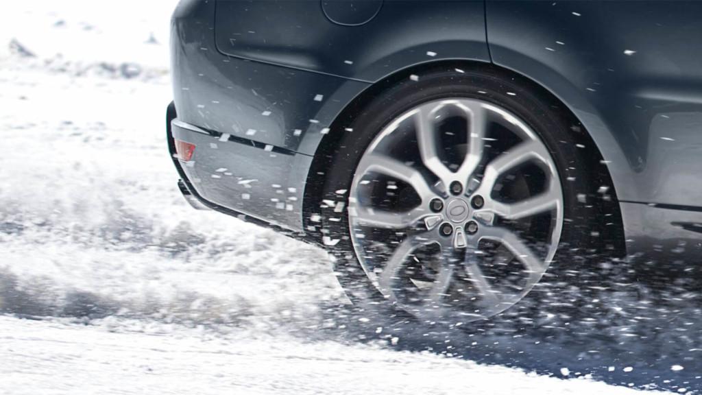 2016 Range Rover Sport performance