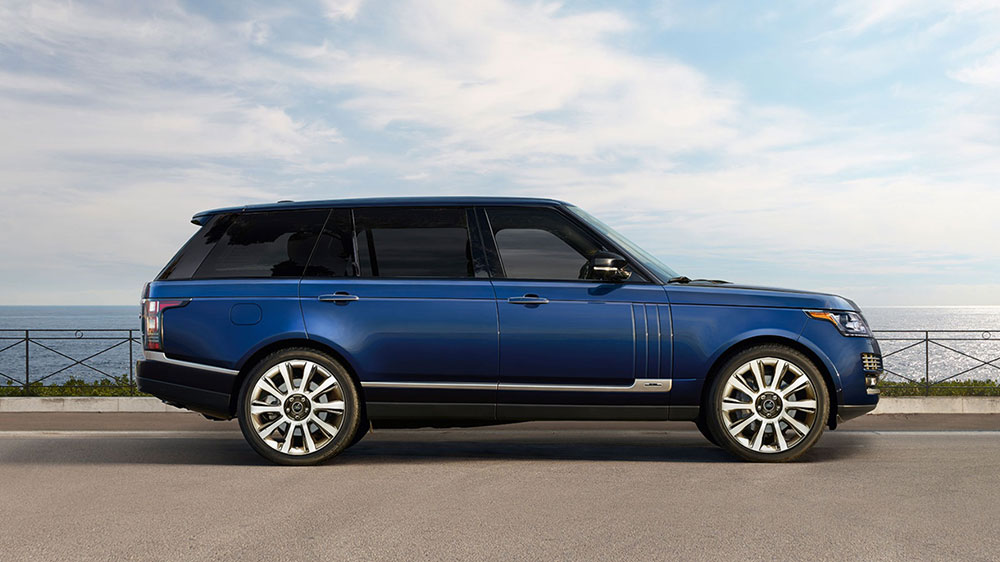 2017 Range Rover performance