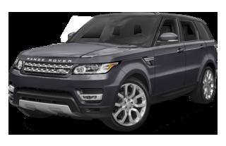 2016 Range Rover Sport grey