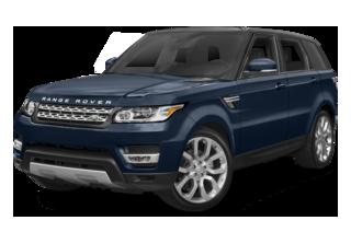 2016 Range Rover Sport blue
