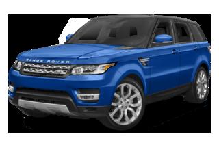 2016 Range Rover Sport navy