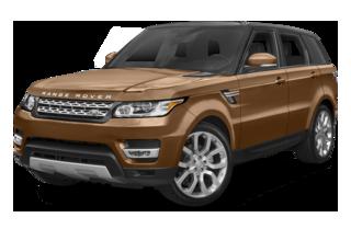 2016 Range Rover Sport tan