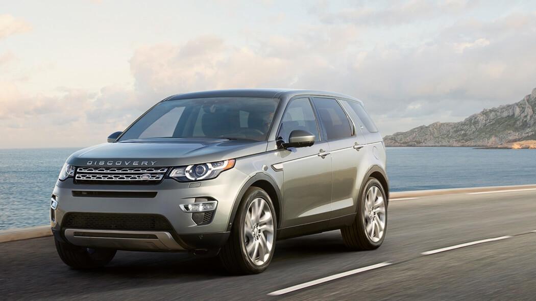 2017 Discover Sport grey exterior model
