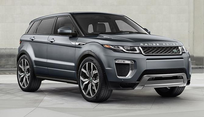 2017 Range Rover Configurations >> 2017 Land Rover Range Rover Evoque Trims 2017 Evoque