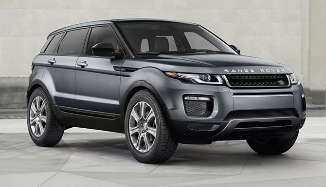 2017 Land Rover Range Rover Evoque Reviews for Wayne, PA