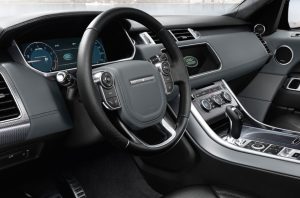 2016 Land Rover Range Rover Sport interior 2