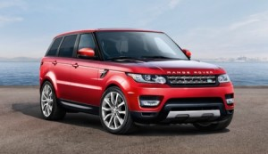 The 2016 Land Rover Range Rover Sport