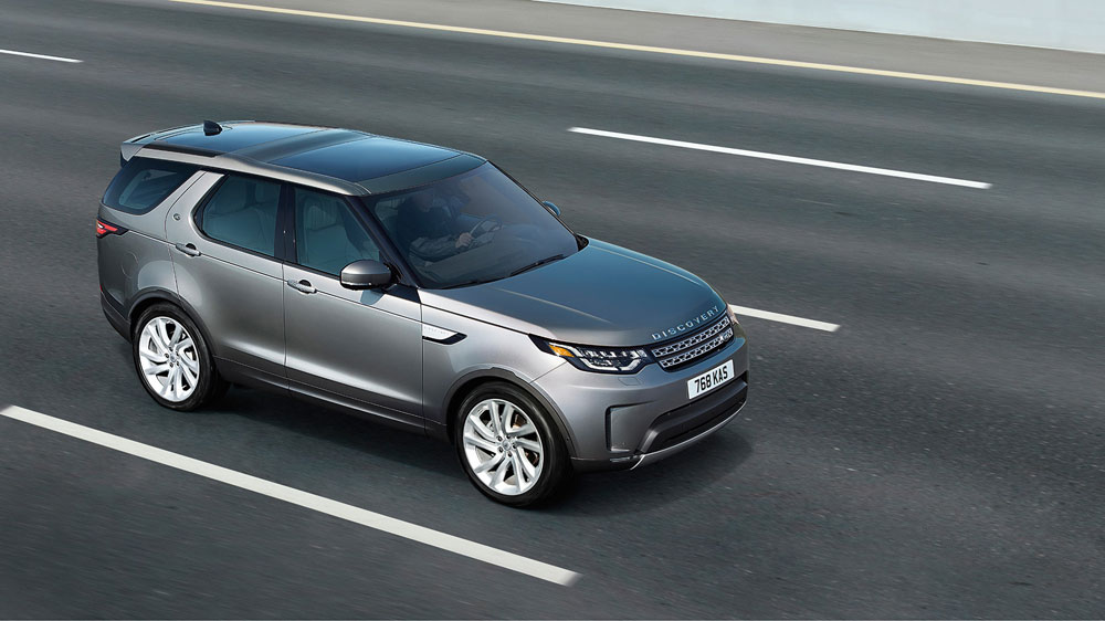 2017 Land Rover All-New Discovery