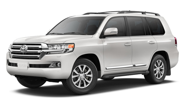 2016 Land Rover Range Rover Vs 2017 Toyota Land Cruiser