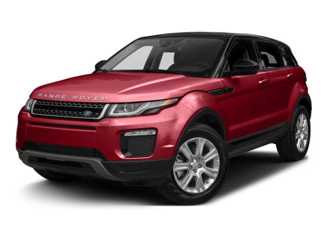 2017 Land Rover Range Rover Evoque Vs 2017 Jeep Grand Cherokee