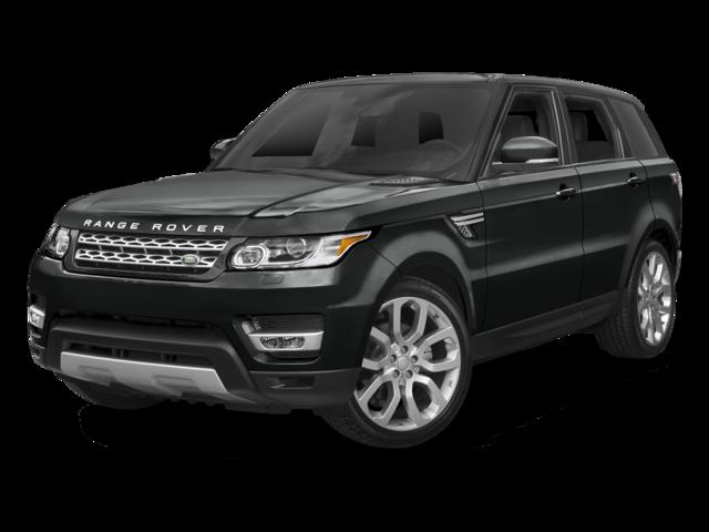 black 2016 Land Rover Range Rover Sport Autobiography