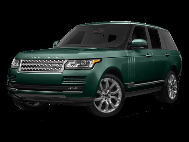 green 2017 Land Rover Range Rover Autobiography