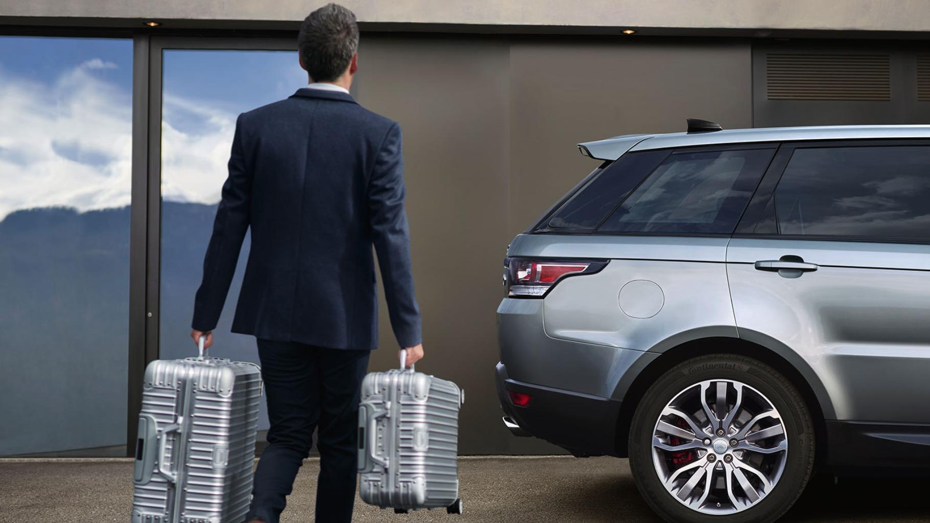 silver 2017 Land Rover Range Rover Sport