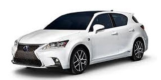 Used Lexus CT 200h in Orem